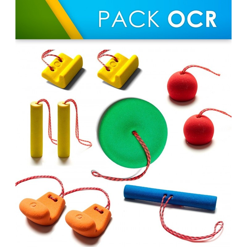 Pack Combo OCR - All-in-one