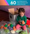 60 Klettergriffe für Anfänger und Kinder