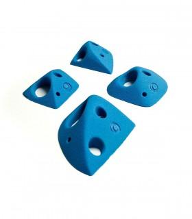 Pack Pockets, 4 tiefe Zweifingerlöcher